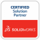 Certified Solution Partner SOLIDWORKS