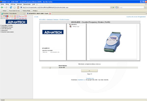 Advantech is using the TraceParts Internet service to provide 3D product models, for engineers and designers