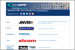 New catalogs newsletter #80: Anver, BOUTET, CHAMBRELAN, elcom, Parker Legris Connectic Low Pressure, MAC VALVES, ROLLON LinearEvolution, WINKEL