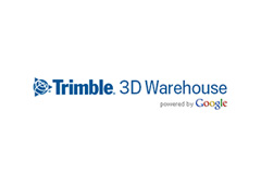 Trimble 3D Warehouse