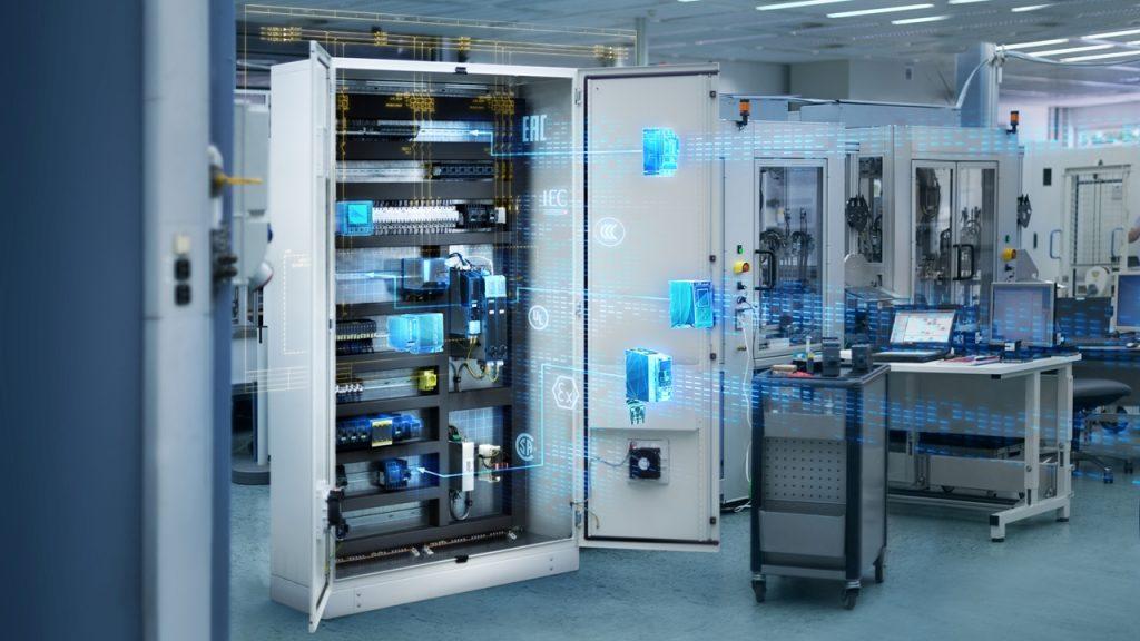 Siemens-Contro lPanels