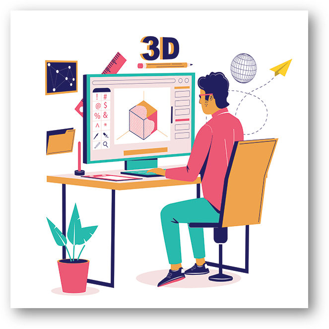 free 2D and 3D CAD software